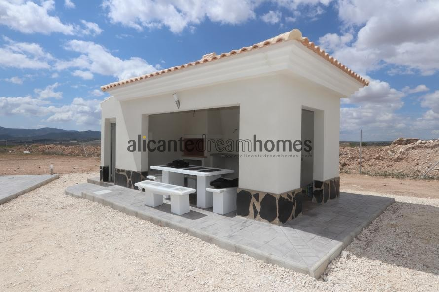 4 bed Luxury New Build Villa designed to your specification in Alicante Dream Homes
