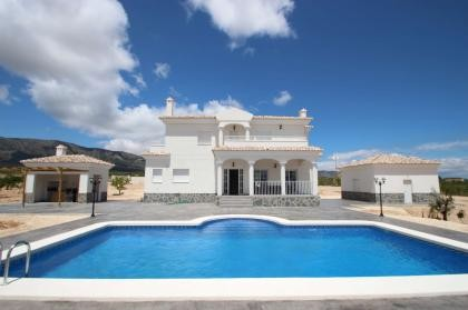 Luxury New Build Villa 10,000 M2 Plot 70% mortgage available