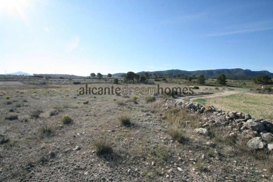 Land in Canada del Trigo - Resale in Alicante Dream Homes