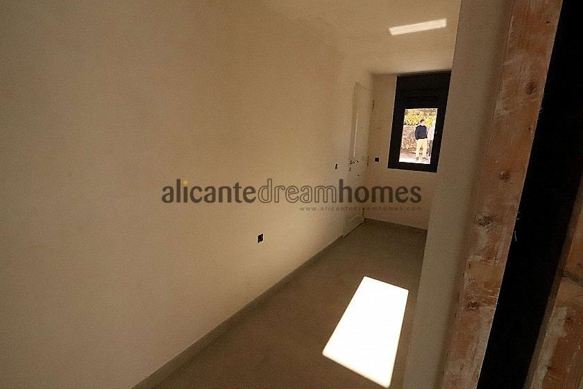 Modern new villa 3 bedroom villa €194995 or with pool and garage €224.995 in Alicante Dream Homes