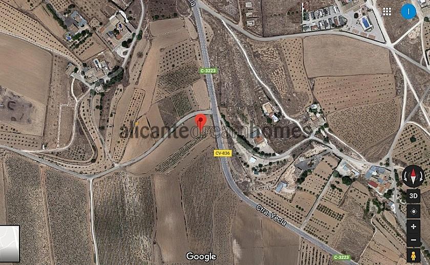 Various plots, each under 10,000m2 in Alicante Dream Homes