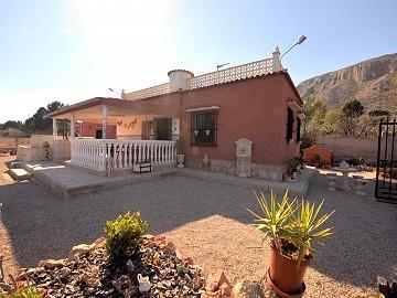 Beautiful 3 bed Villa in Hondon de las Nieves