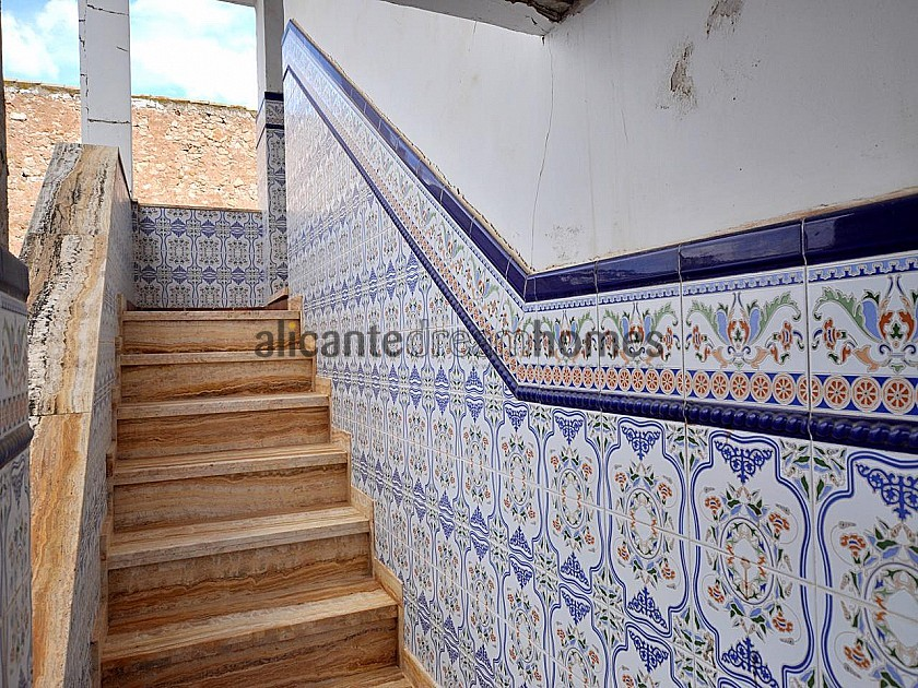Amazing fully reformed country house in Salinas (near Sax) in Alicante Dream Homes