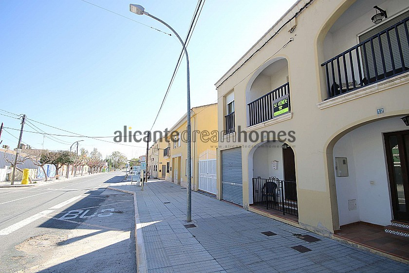 Village House with a roof terrace in Las Virtudes, Villena in Alicante Dream Homes