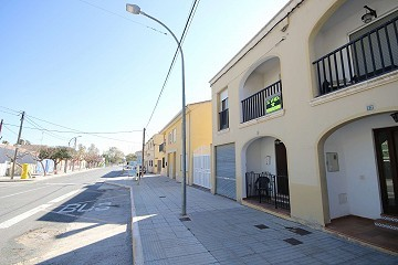 Village House with a roof terrace in Las Virtudes, Villena