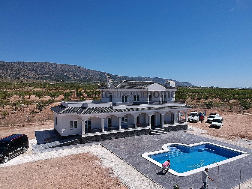 New build villa's with wow!factor in Alicante Dream Homes
