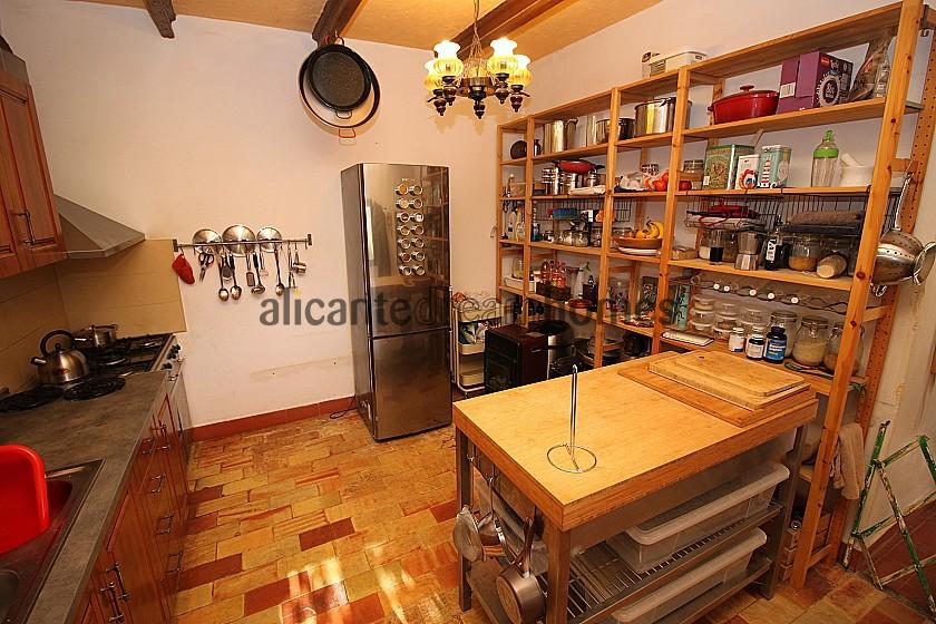 Yoga Retreat / Guest House 7bed 5bath 4kitchen in Alicante Dream Homes