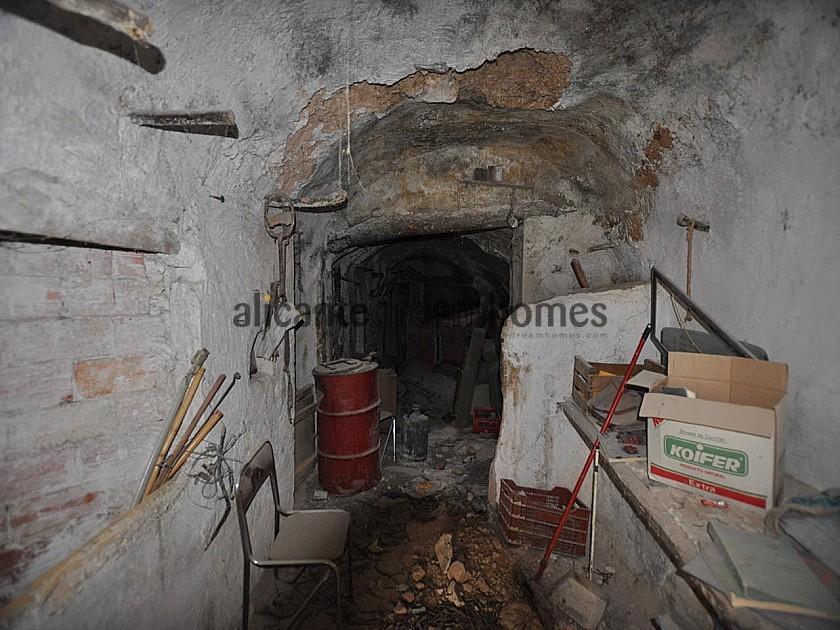 Cave house restoration project close to Jumilla in Alicante Dream Homes