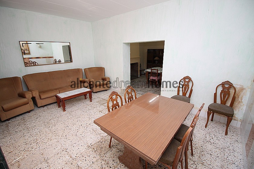 Large country house with garage & garden amazing views in Alicante Dream Homes