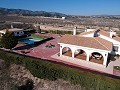 Traditional Spanish style 5bed 3bath villa white with terracota arches and tiles. in Alicante Dream Homes