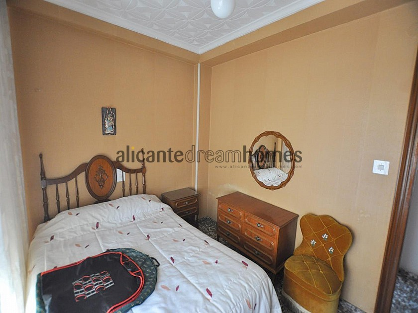 Large Apartment in the heart of Sax in Alicante Dream Homes