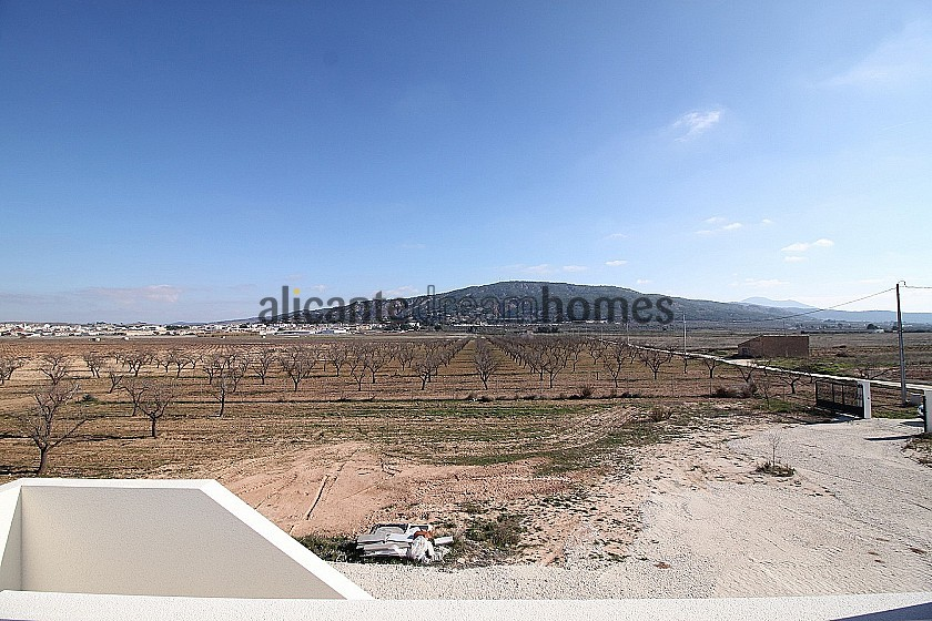 New build with pool and plot walk to Large town in Alicante Dream Homes