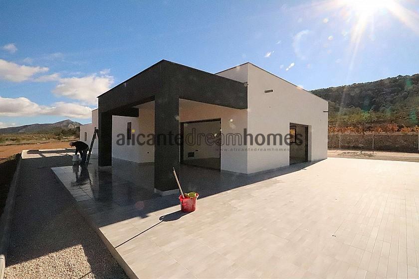 New build villa in Macisvenda with Pool & Garage in Alicante Dream Homes