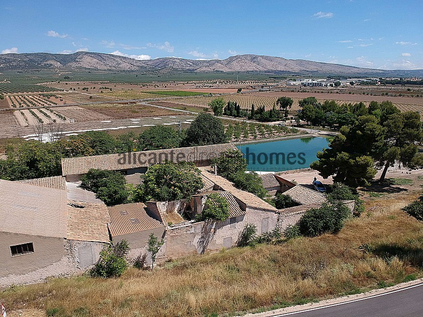 Large Country House in Benejama in Alicante Dream Homes