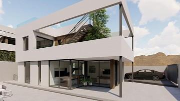 18 Luxury Villas near beach in Finestrat