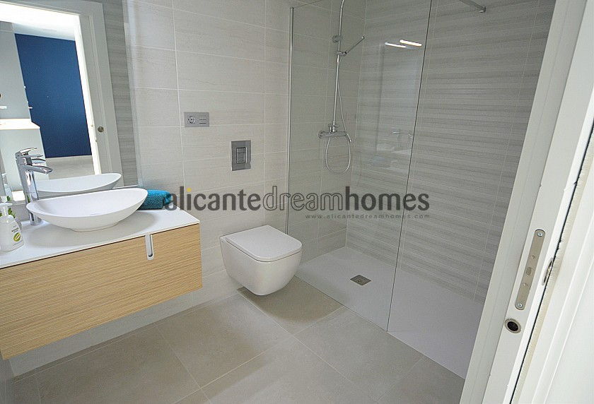 New One Level Modern Villa with Pool in Alicante Dream Homes