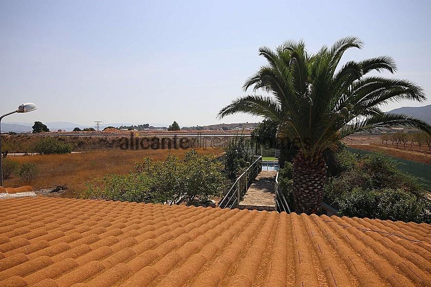 Detached Villa close to town in Caudete in Alicante Dream Homes