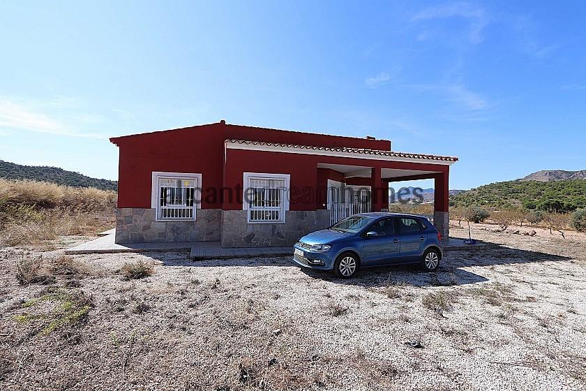Detached Villa near Pinoso and Algueña in Alicante Dream Homes