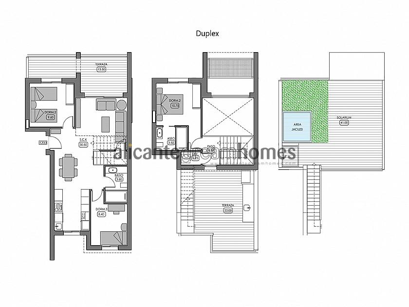 Luxury Apartments Bali in Orihuela coast (Punta Prima) in Alicante Dream Homes