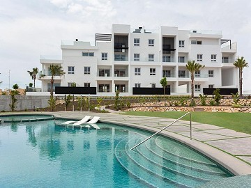 Luxury Apartments Bali in Orihuela coast (Punta Prima)