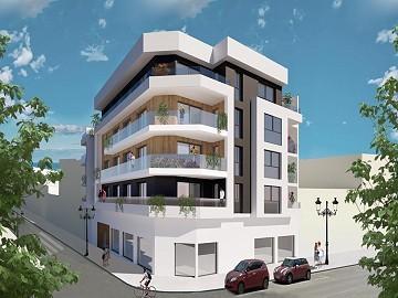La Roqueta Apartments in Guardamar del Segura