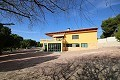 Large Detached Villa with a pool close to town in Elda-Petrer in Alicante Dream Homes