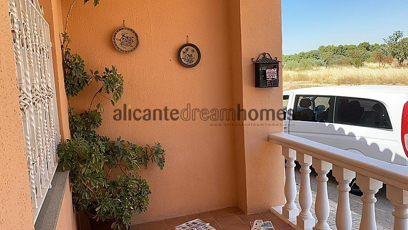 Town House with mountain view in Pinoso in Alicante Dream Homes