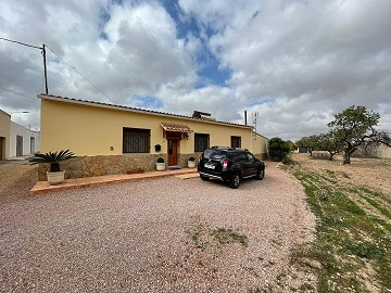 Lovely detached Villa near to Pinoso