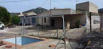 Cave House for sale in La Umbria, Abanilla, Murcia