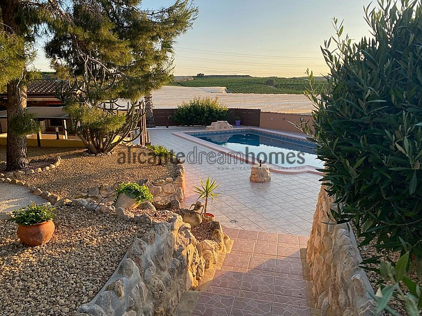 Character Country House with two rental apartments in Alicante Dream Homes