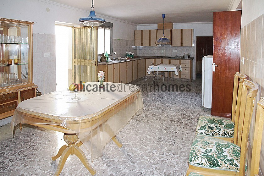 6 Bedroom Country House  in Alicante Dream Homes
