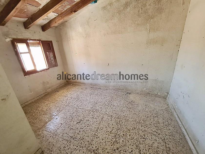 Restoration Project in Casas del Senor RTB option in Alicante Dream Homes
