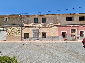 Restoration Project in Casas del Senor RTB option
