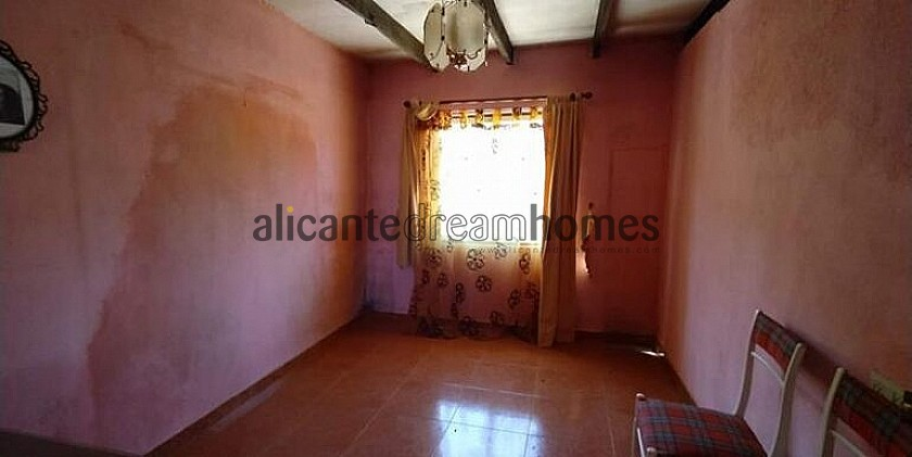 400m2 Mountain Retreat with Rent To Buy option in Alicante Dream Homes