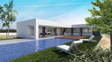 New Build Villa in Pinoso. 3-4 bed, 3-4 Bath